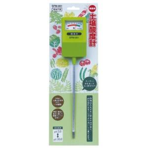 高森コーキ 家庭用土壌酸度計 SPM-001|family-tools