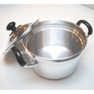 両手鍋 トオヤマ 亀印 文化鍋 18cm 3.5合炊|family-tools