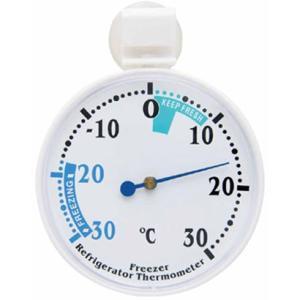 エンペックス 冷凍・冷蔵庫用温度計 温度表示 TM-5807|family-tools