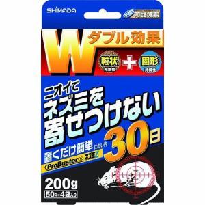 SHIMADA 忌避 Z シリーズ ニオイでネズミを寄せつけない 200g|family-tools