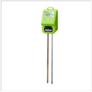 SATO 土壌用酸度計(水分計付) SK-910A-D|family-tools