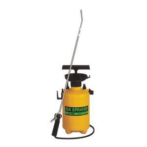 フルプラ ダイヤスプレー 4L用 単頭式 最長1.6m伸縮ノズル(3段式)付 No.7450|family-tools
