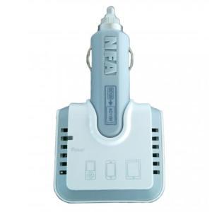 セーブ・インダストリー いっしょに使える カーインバーター SV-5707 family-tools