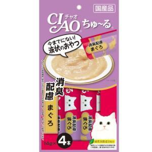 いなばペット チャオ)ちゅーる 消臭配慮まぐ...の関連商品10