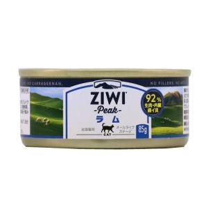 Ziwipeak ジウィピーク キャット缶 ラム 85g (32400556)