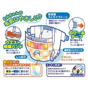 第一衛材 P.one 725 男ノ子&女ノ子 マナーパンツ のびるテープ (ジャンボパック) M 51P(40900134)|familypet|02