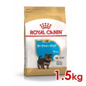 (正規品)ロイヤルカナン ヨークシャーテリア 子犬用 1.5kg 生後10ヶ月齢まで