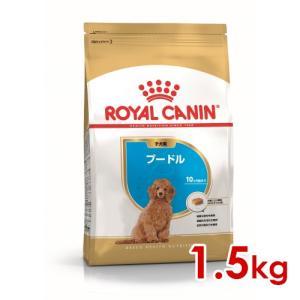 ロイヤルカナン プードル パピー 子犬用 生後10ヶ月齢まで 1.5kg(52902059) ※お一人様5個まで|familypet
