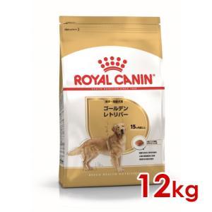 (正規品)(送料無料)ロイヤルカナン ゴールデンレトリバー 成犬・高齢犬用12kg 生後15ヶ月齢以上