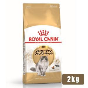 (正規品)ロイヤルカナン FBN ノルウェージャンフォレストキャット 成猫用 2kg(52905178)