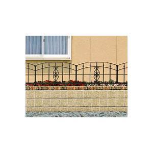 LIXIL コラゾンフェンス1型(柱セット) ※ LIXILアルミ 鋳物 錆びにくい フェンス ※ famitei