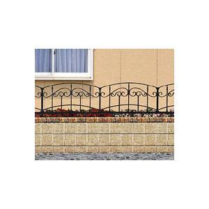 LIXIL コラゾンフェンス3型(柱セット) ※ LIXILアルミ 鋳物 錆びにくい フェンス ※ famitei