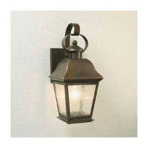 照明・ガーデンライト・庭園灯 ウォールマウントライト(K-97070ZLD)|ガーデンライト 屋外 玄関灯 玄関 照明 門灯 外  おしゃれ レトロ|famitei