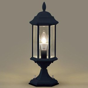 門柱灯 おしゃれ 屋外  パナソニック LED 門柱灯  LGW56905B| led ライト 玄関 照明 LED 屋外 門柱 門灯|famitei