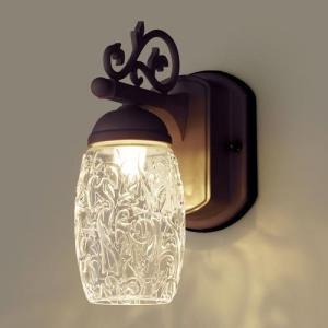 玄関照明 外灯 パナソニック LED ブラケットライト LGW80255 / ライト led ライト 玄関 照明 LED 屋外 照明 門柱 門灯|famitei