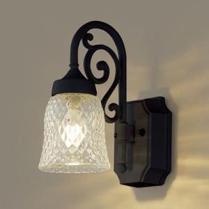 玄関照明 外灯 パナソニック LED ブラケットライト LGW85203B / ライト led ライト 玄関 照明 LED 屋外 照明 門柱 門灯|famitei
