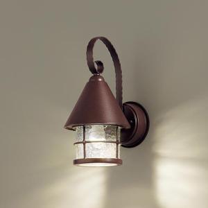 玄関灯 ガーデンライト 屋外 パナソニック LED ブラケットライト LGW85044AK |玄関灯 ガーデンライト LED  外灯 玄関 ライト 屋外 おしゃれ レトロ|famitei