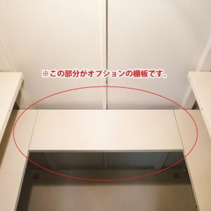 キュートオプション棚板セット(2枚組)※ ディーズガーデン カンナキュート用部材 ※ famitei
