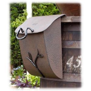 アンティークポスト 郵便ポスト ブランチポスト2型|famitei