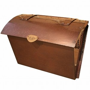 銅製ポスト 郵便ポスト イヌイフュージョン/銅製ポスト1型激安郵便ポスト|famitei