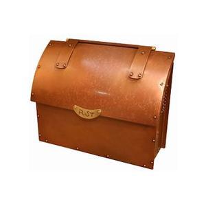 銅製ポスト 郵便ポスト イヌイフュージョン製 銅製ポスト2型|famitei