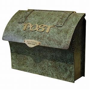 銅製ポスト 郵便ポスト イヌイフュージョン製 銅製ポスト5型|famitei