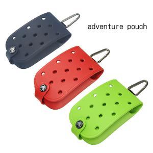 crocs【クロックス】 adventure pouch/アドベンチャー ポーチ|famshoe