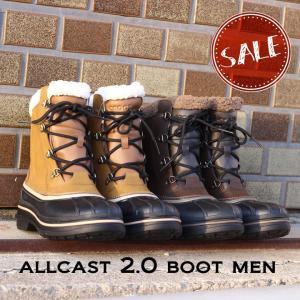 crocs クロックス allcast2.0 boot men/オールキャスト ブーツ メン/スノーブーツ