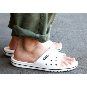 クロックス サンダル crocs crocband2.0 slide クロックバンド2.0 スライド スポーツサンダル 上履き オフィス スリッパ 事務 メンズ レディース|famshoe|04