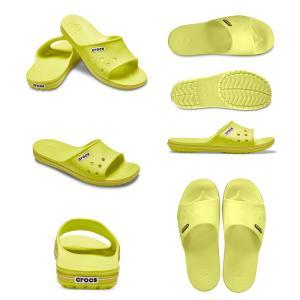 クロックス サンダル crocs crocband2.0 slide クロックバンド2.0 スライド スポーツサンダル 上履き オフィス スリッパ 事務 メンズ レディース|famshoe|07