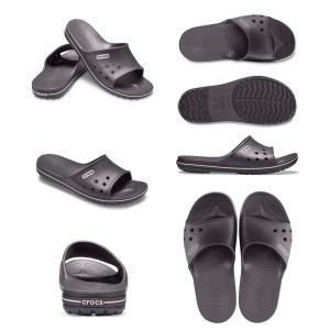 クロックス サンダル crocs crocband2.0 slide クロックバンド2.0 スライド スポーツサンダル 上履き オフィス スリッパ 事務 メンズ レディース|famshoe|08
