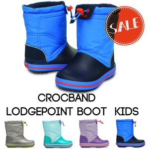 crocs クロックス キッズ crocband lodgepoint boot kids/クロックバンド ロッジポイント ブーツ キッズ