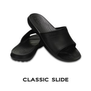 クロックス サンダル crocs クラシック スライド cl...