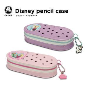 crocs【クロックス】 Disney pencil case /クロックス ディズニー ペンシル ケース famshoe