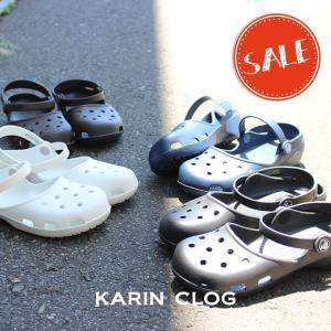 crocs クロックス レディース karin clog w/カリン クロッグ ウィメン