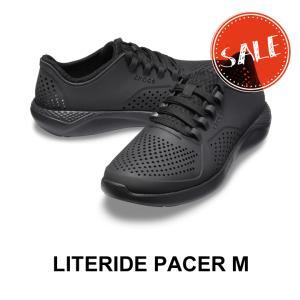 f623aa2e971f56 クロックス メンズ crocs ライトライド ペイサー メン literide pacer men