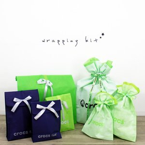 crocs【クロックス】有料●ラッピング袋