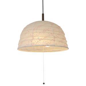 日本製和紙照明 和風2灯ペンダントライト PDN-45 tent 電球別売 3139090|fan-field