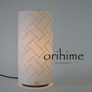 【日本製和紙照明】 和風照明テーブルランプ VS-3047 orihime-織姫-  3139354|fan-field