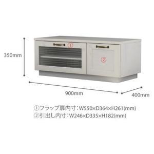 テレビ台 EVAN(イワン)ローボード(幅90cm)4301147|fan-field|04
