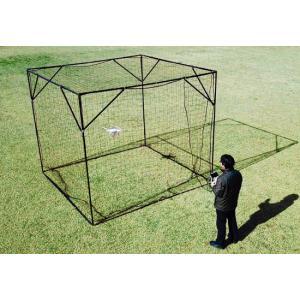 NAN-A】ドローントレーニング用ケージ 3325 DG3325|fan-field