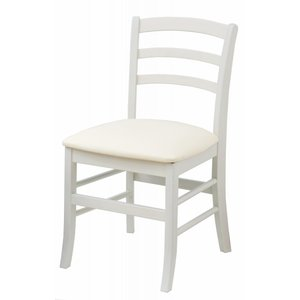ine reno(アイネリノ) 天然木 デスクチェアー chair(vary)INC-2821WH|fan-field