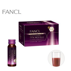 ファンケル 公式 ビューティシナジー バイタルリッチドリンク 約10日分 |fancl-y