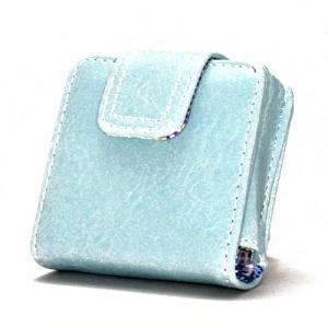 コンタクトレンズケース DOTL ブルー (lenscase dotl blue/1個)[コンタクトケア用品/カラコンケース]|fancykarakon