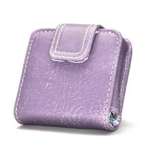 コンタクトレンズケース DOTL パープル (lenscase dotl purple/1個)[コンタクトケア用品/カラコンケース]|fancykarakon