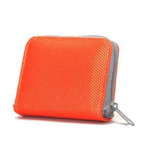 コンタクトレンズケース NYLN オレンジ (lenscase nyln orange/1個)[コンタクトケア用品/カラコンケース]|fancykarakon