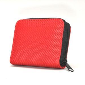 コンタクトレンズケース NYLN レッド (lenscase nyln red/1個)[コンタクトケア用品/カラコンケース/ソフト]|fancykarakon
