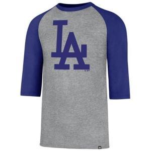 フォーティーセブンブランド メンズ 服 トップス/ロングスリーブ 47 BRAND MLB IMPRINT RAGLAN T-SHIRT - MEN'S|fancyowl