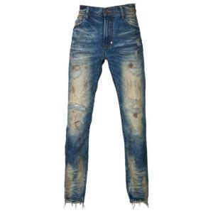 アクー メンズ 服 パンツ AKOO VULPINI DENIM PANTS - MEN'S|fancyowl