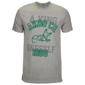 アクー メンズ シャツ Tシャツ AKOO KING S/S T-SHIRT - MEN'S|fancyowl